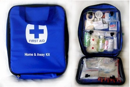 HOME AND AWAY FIRST AID KIT