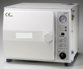 TABLE TOP STERILIZER, AUTOCLAVE, 16L MICROPROCESSOR CONTROL