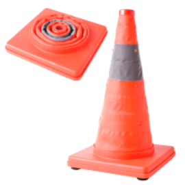 COLLAPSIBLE ROAD CONE