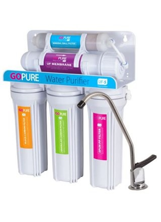 GO PURE WATER PURIFIER