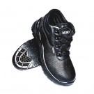 MOJO FULL LEATHER BOOT WITH A STEEL TOE CAP AND A DUEL DENSITY SOLE