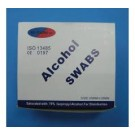 ALCOHOL SWABS (BOX OF 200) - 25mm x 25mm