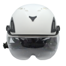 PROTECTIVE HELMET WITH VISOR