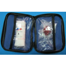 EMERGENCY POUCH – CPR MOUTH PIECE AND FIRST AID DRESSING # 5