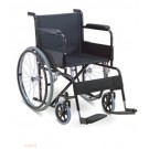 WHEELCHAIR - STEEL / NYLON - FIXED ARM & FOOT (BASIC MODEL)